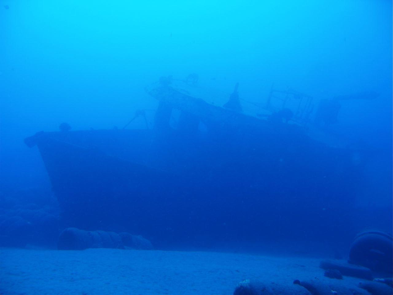 St. Anthony's Wreck
